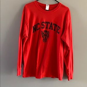 Other - NC State Long Sleeve T-Shirt